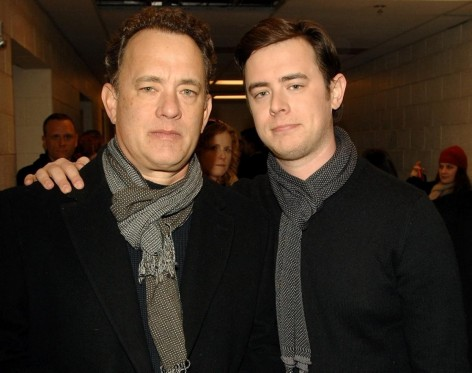 Tom Hanks Colin Hanks These Celeb Kids Look Just Like Their Parents Wife