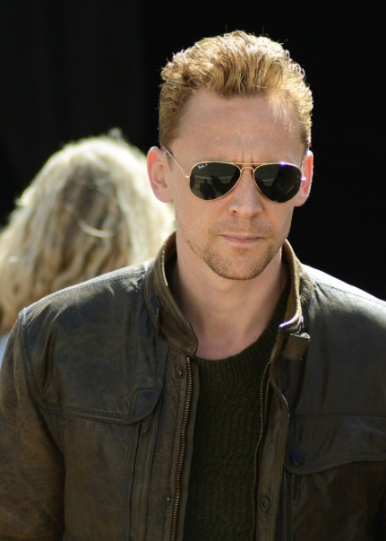 The Night Manager Bts Tom Hiddleston