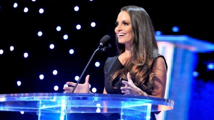 Trish Stratus Hof Photo