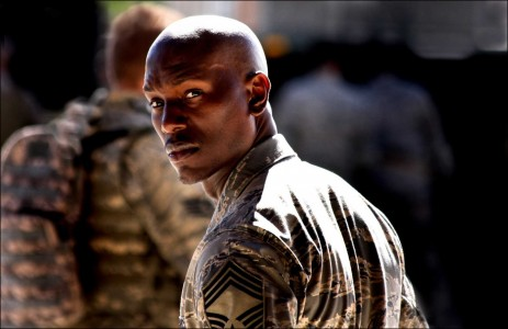 Tyrese Gibson Star As Usaf Tech Sergeant Epps In The Scene From Transformers Revenge Of The Fallen Photo Credit Robert Zuckerman Copyright Dreamworks Llc Paramount Pictures All Rights Reserved Wallpap
