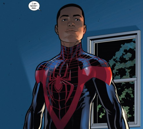 Miles Morales Is Spider Man Who Could Play Miles Morales The Next Spider Man Movie