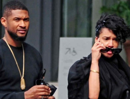Usher And Grace Reportedly Engaged Wedding