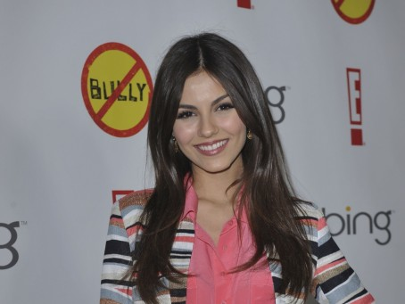 Victoria Justice At Bully Premiere In Los Angeles