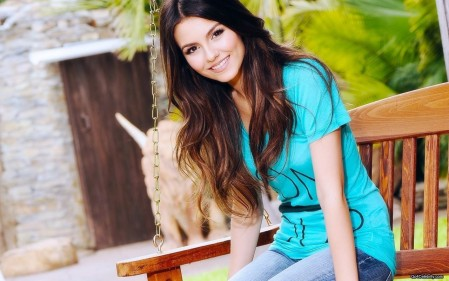 Victoria Justice Victorious Hd Actor Wallpaper Wallpaper