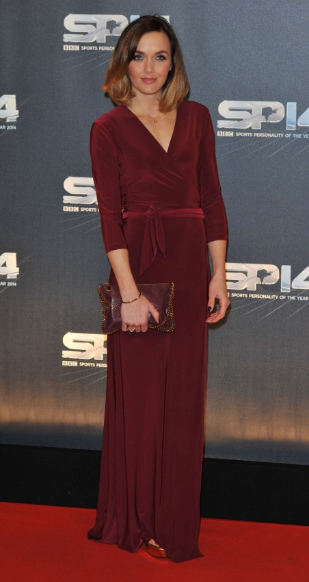 Victoria Pendleton Bbc Sports Personality Of The Year Awards Sports
