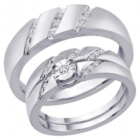 Wedding Rings Sets For Couple Rings