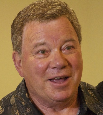 William Shatner At Comic Con Cropped