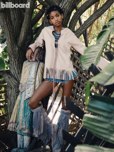 Willow Smith Billboard Magazine Fashion