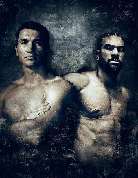 Hbo Boxing Wladimir Klitschko Vs David Haye Treatment Vs David Haye