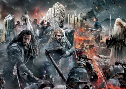 The Hobbit The Battle Of The Five Armies Poster Photo Wallpaper Poster