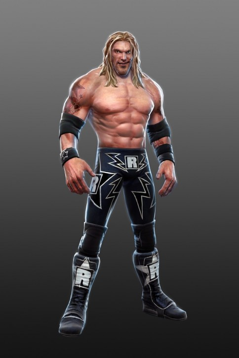 Wwe All Stars Playstation Ps