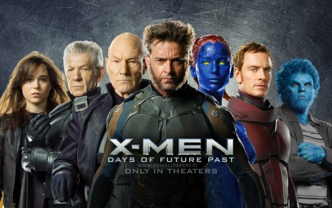 Men Days Of Future Past Movie