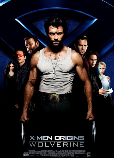 Men Origins Wolverine Ver Xlg Movie
