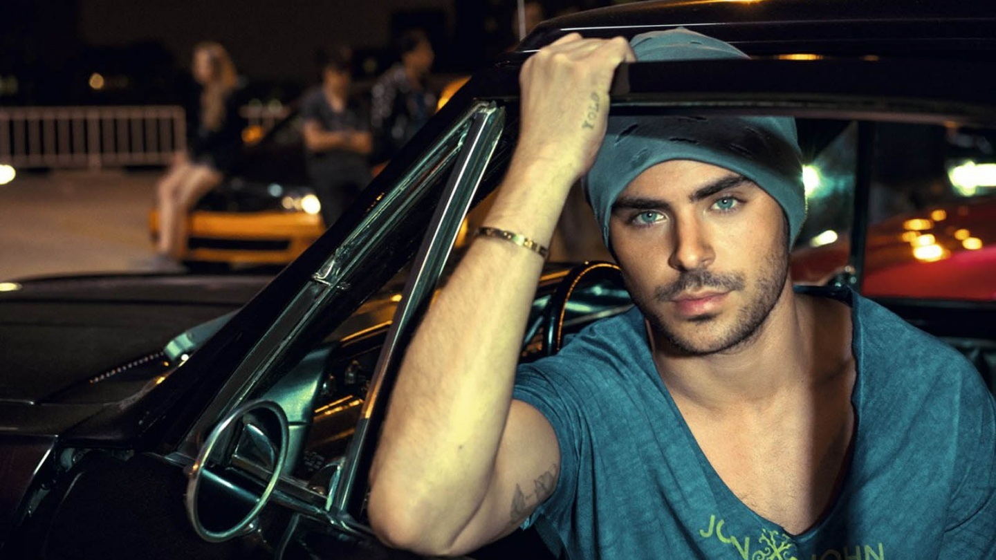 Zac Efron Wallpapers Photoshoot