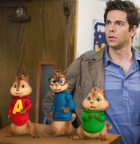Still Of Zachary Levi In Alvin Och Nget Large Picture Movies