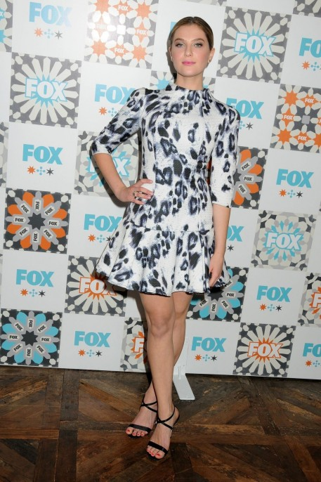 Zoe Levin At Fox Summer Tca All Star Party